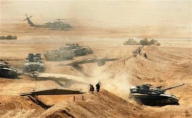 EUA e Israel farão exercício militar conjunto com mais de cinco mil soldados