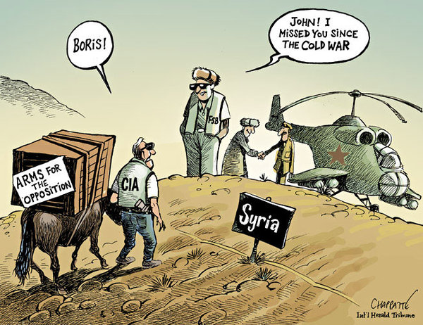 Iraque teme que conflito na Síria transborde para toda a região