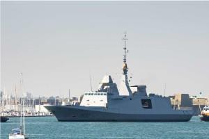 """Marinha do Brasil realiza """"PASSEX"""" com a Marinha Nacional da França"""