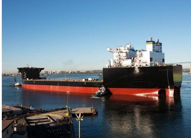 MPL1 completa com sucesso os testes de mar