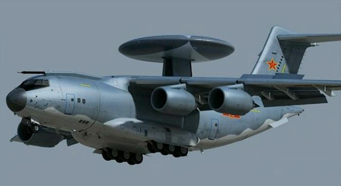 Y-20 AWACS