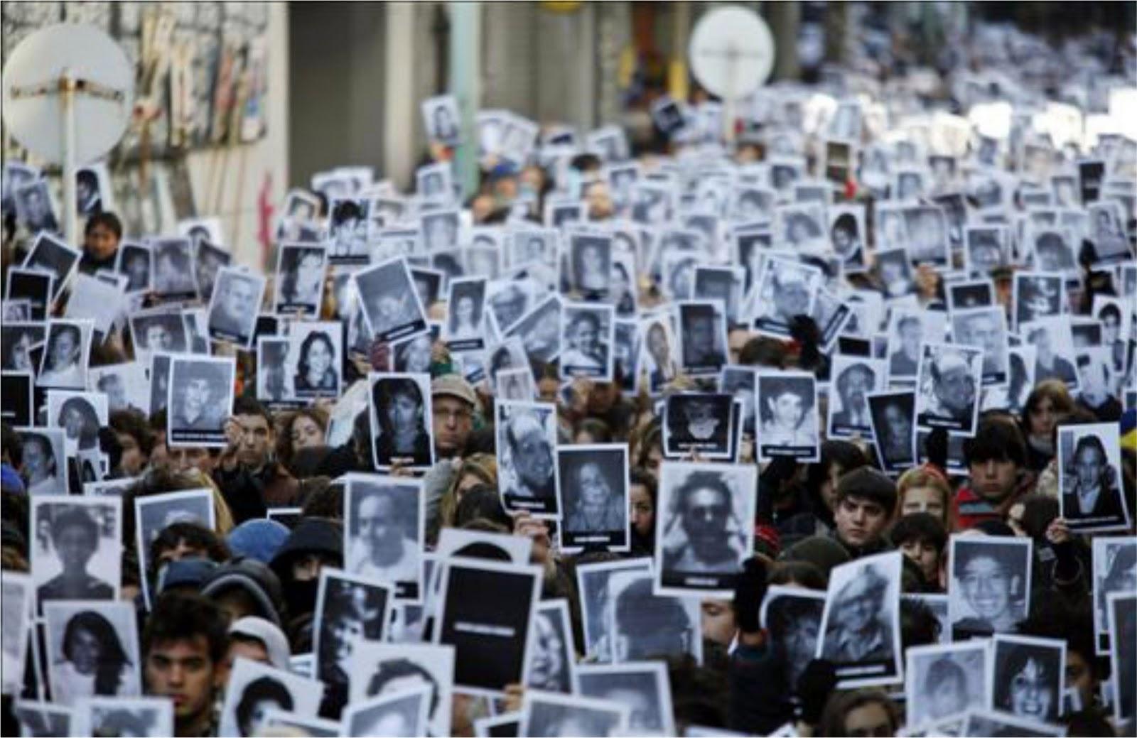Argentinos recordam 'voos da morte' no delta do rio Paraná
