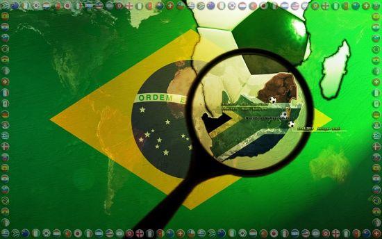 Estratégia de defesa conjunta Brasil-África do Sul.