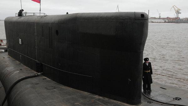 Borei submarino