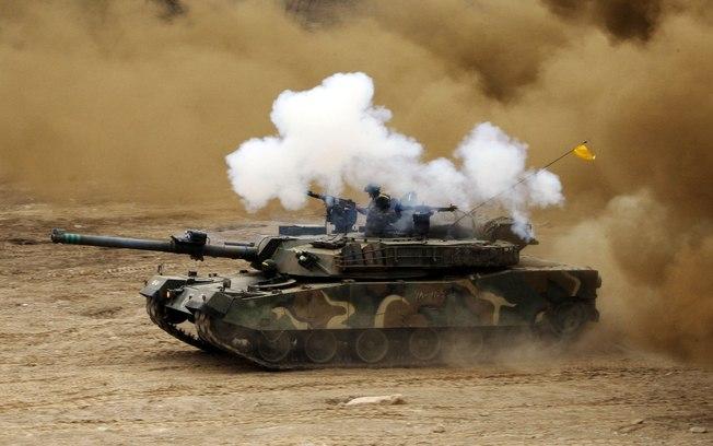 Carro de combate coreano