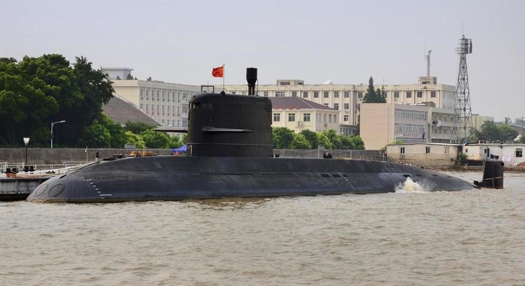 China construirá mais 15 submarinos classe Yuan