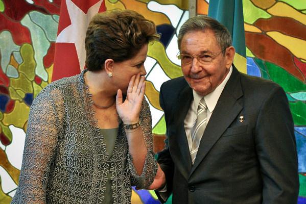 Brasil torna secreto apoio financeiro a Cuba e a Angola