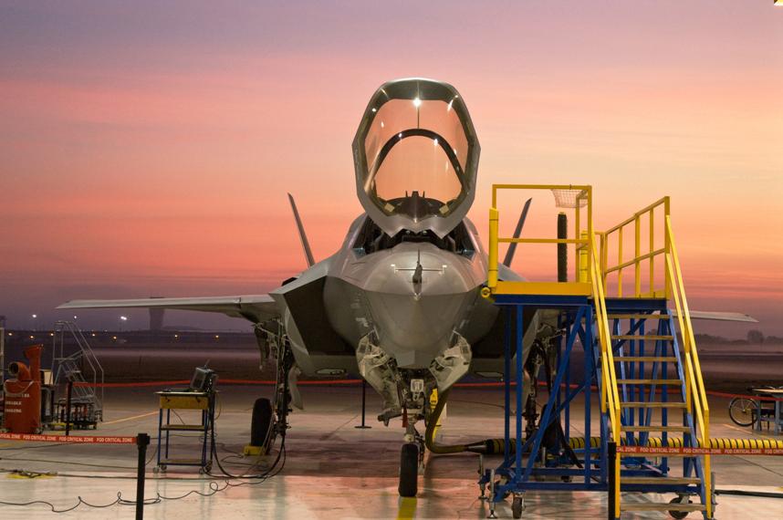 F-35: um dilema para os britânicos