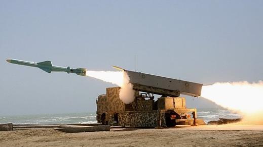 Irã testa com sucesso três novos mísseis