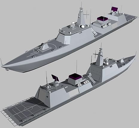 Análise: FFX um novo conceito de fragatas para a Coreia do Sul