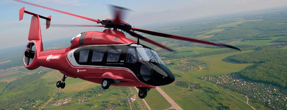 Rússia pode fornecer até 14 helicópteros Ka-62 para o Brasil