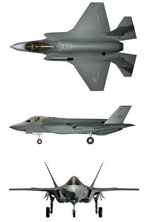 Lockheed Martin F-35 JSF p