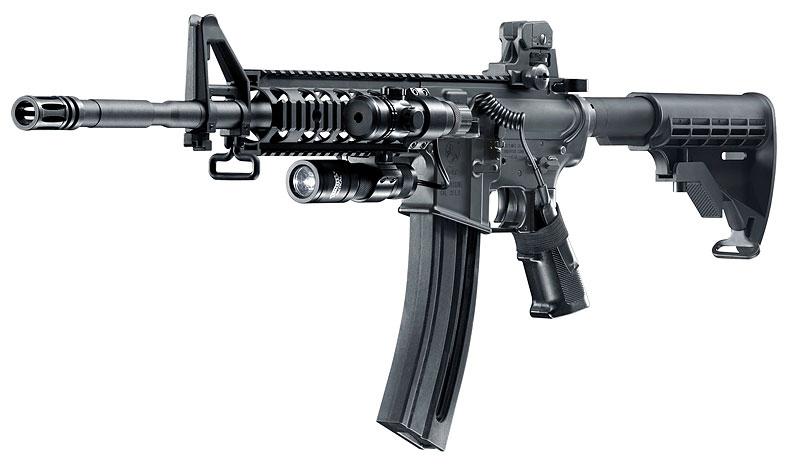 Chile encomenda 2.000 Colt M4