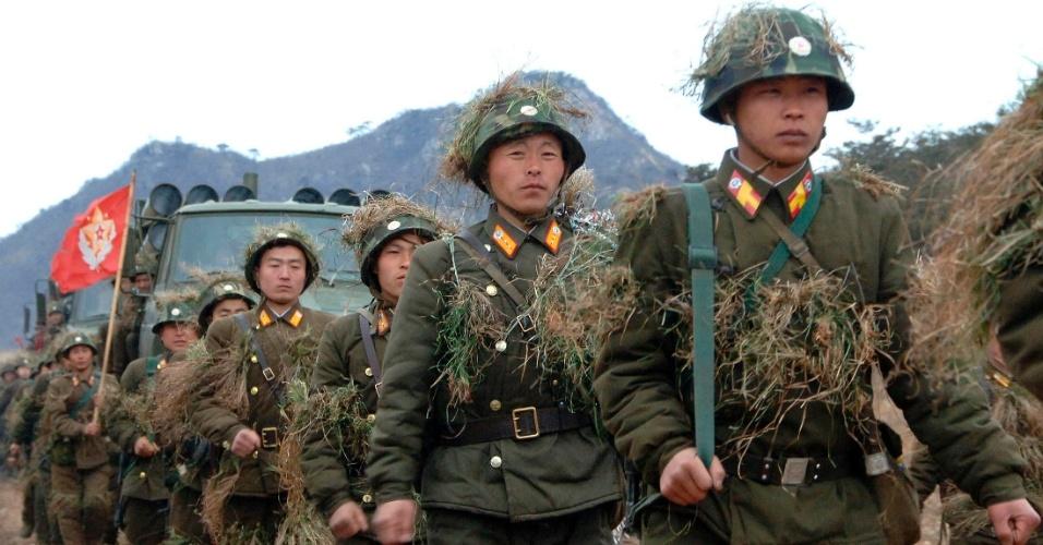 EUA tomam 'todas as precauções necessárias' ante a Coreia do Norte
