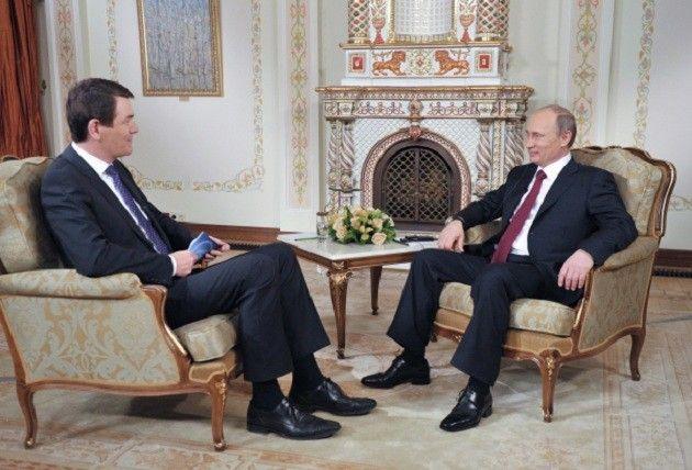 """""""A Síria não pode ser uma nova Líbia ou um novo Iraque"""" –  Vladimir Putin"""