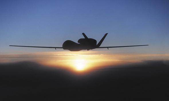Drone – Global Hawk norte-americano vigiará a Coreia do Norte do território do Japão