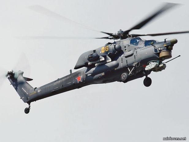 Iraque e Rosoboronexport assinam Super contrato de US$4,2 bi para fornecimento de Helicópteros e sistemas de defesa Aérea