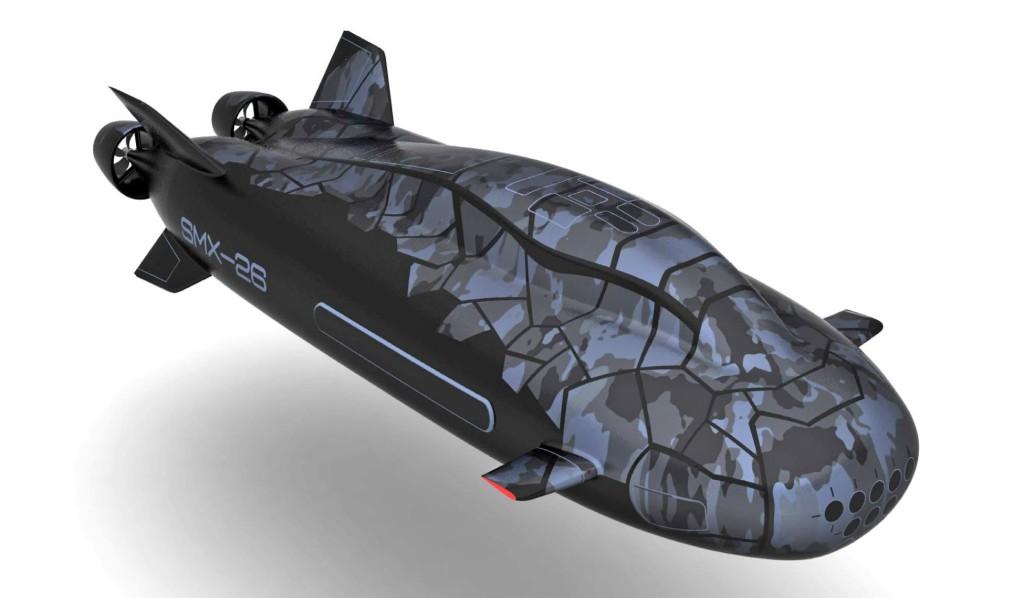 Vídeo: SMX-26 o submarino conceito da DCNS