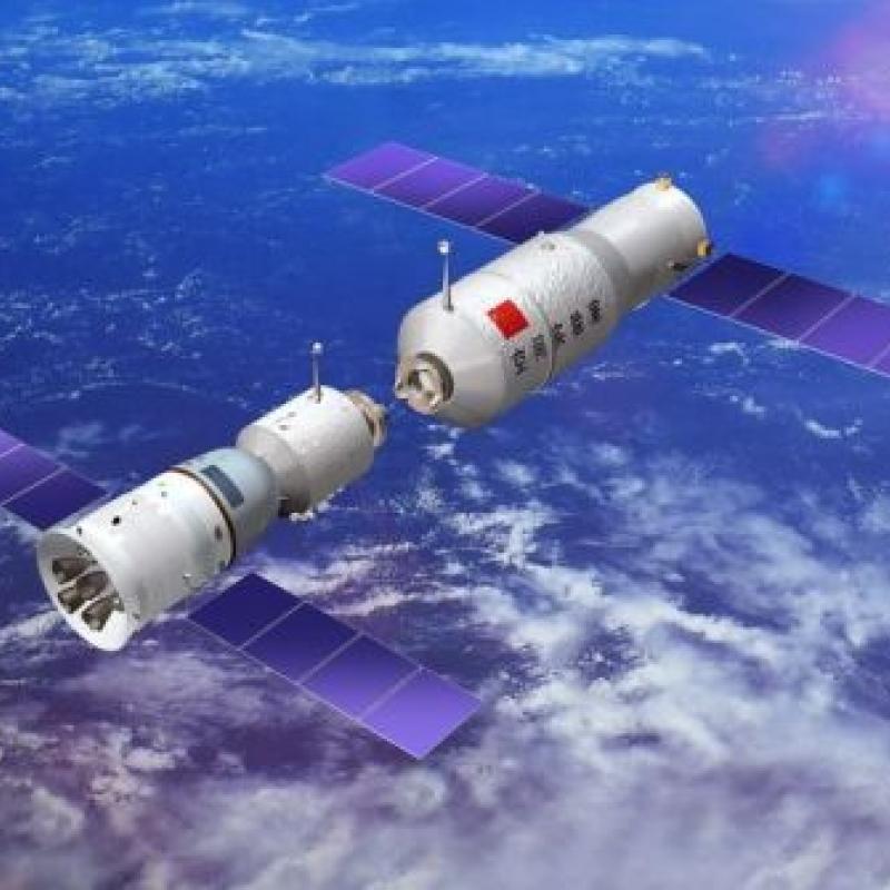 Shenzhou-8Tiangong-1