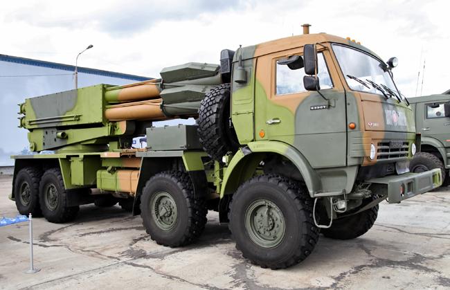 BM-30 e S-300 para a Venezuela