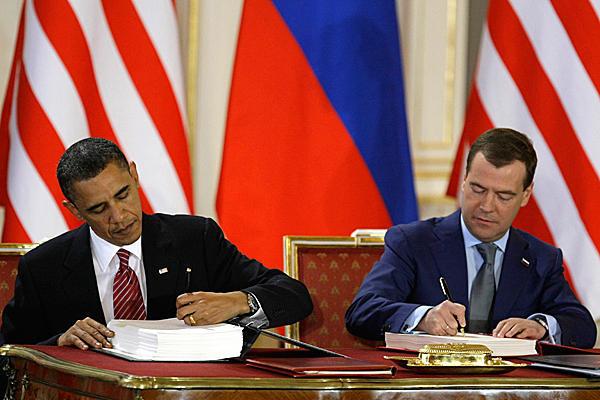 08 de Abril – Três anos da assinatura  do Tratado START- III