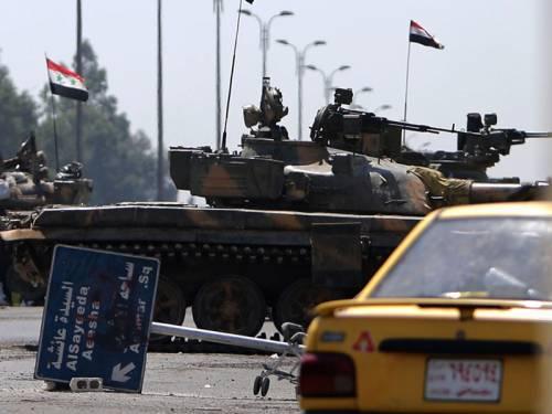 Sem preparo para guerra assimétrica, Exército sírio mostra sinais de exaustão