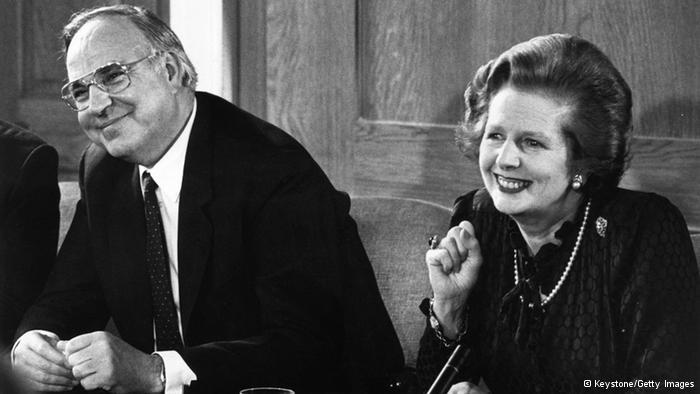 Herança de Thatcher ainda ecoa nas relações britânicas com UE