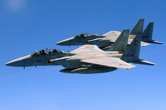 Two_Japan_Air_Self_Defense_Force_F-15_