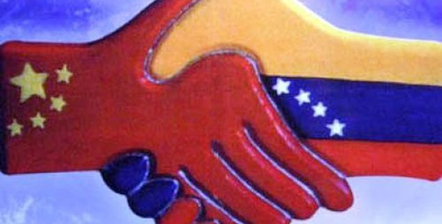 Futuro da Venezuela depende da China