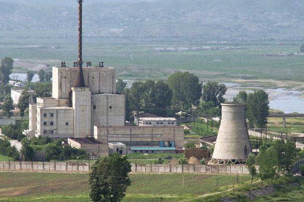 Yongbyon-nuclear-plant