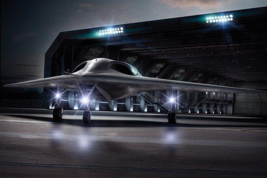 Novo bombardeiro da USAF será tripulado
