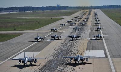 Coreia do Sul solicita compra de 60 caças F-35A, ou F-15 SE dos EUA