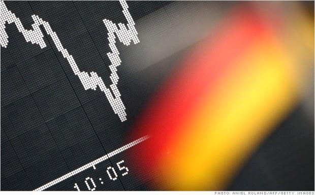 Economia da Alemanha fica 'próxima à estagnação'