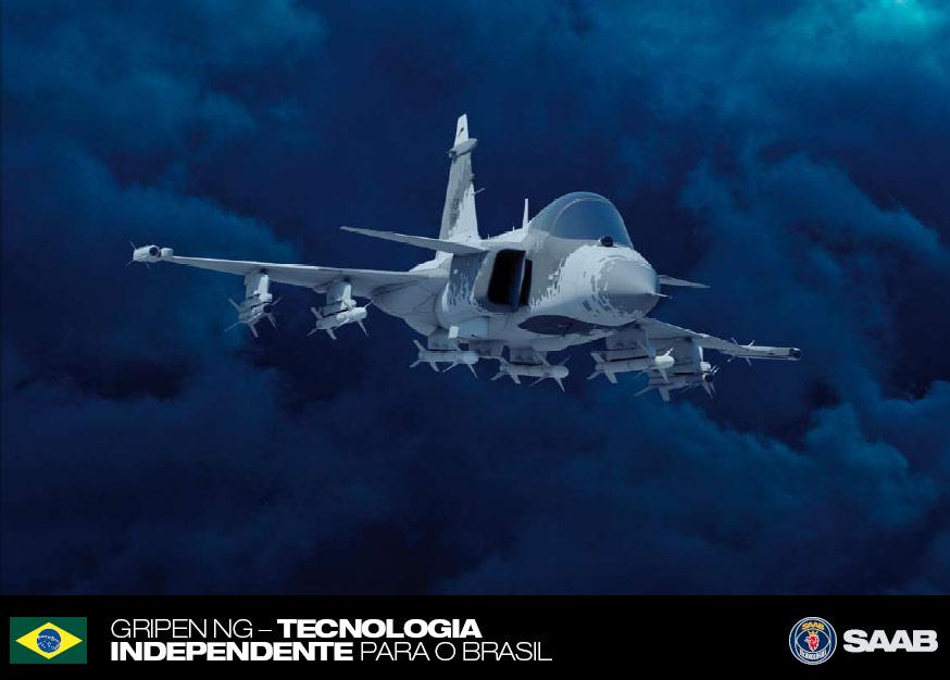 AEL Sistemas fornecerá pacote de aviônicos para o Gripen NG
