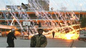 Israel volta a prometer que não usará mais fósforo branco em armas