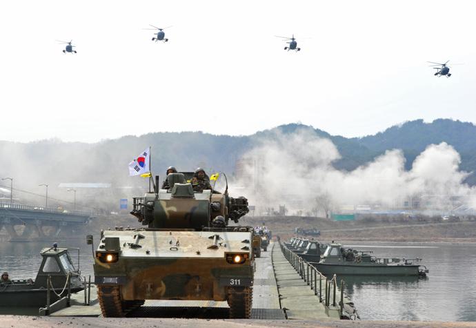 Rússia diz ver possibilidade de conflito militar entre Coreia do Norte e EUA