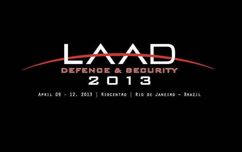 Delegações de 65 países visitarão maior feira de armas da América Latina