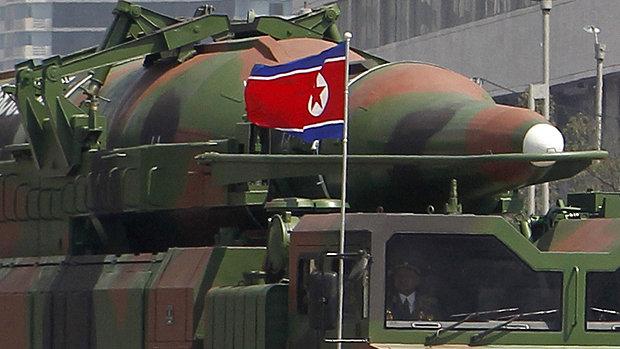 EUA só vão interceptar míssil norte-coreano se trajetória for perigosa