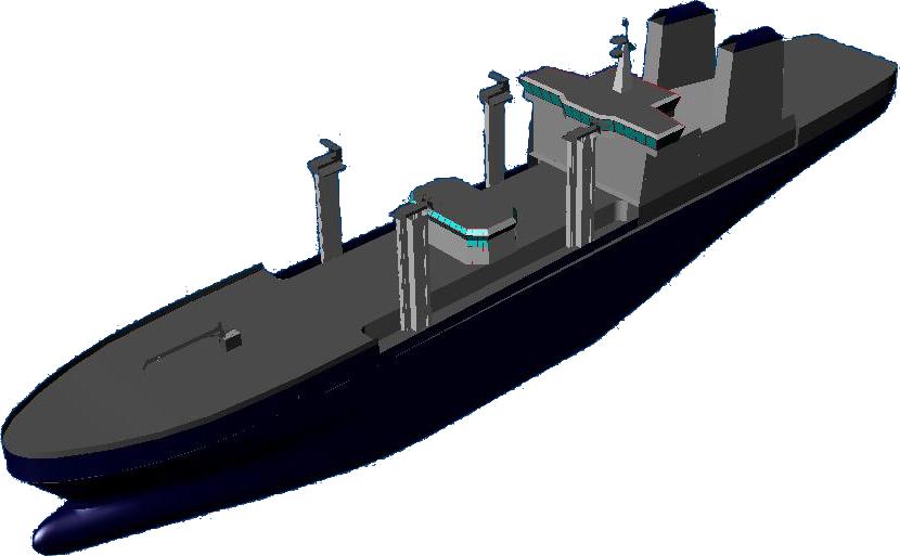 Navio-Tanque NT