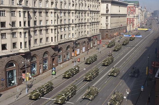 Norte-americanos vêem ameaça para EUA em poderio bélico da Rússia