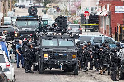 Suspeitos do ataque em Boston são da região do Cáucaso russo, diz mídia