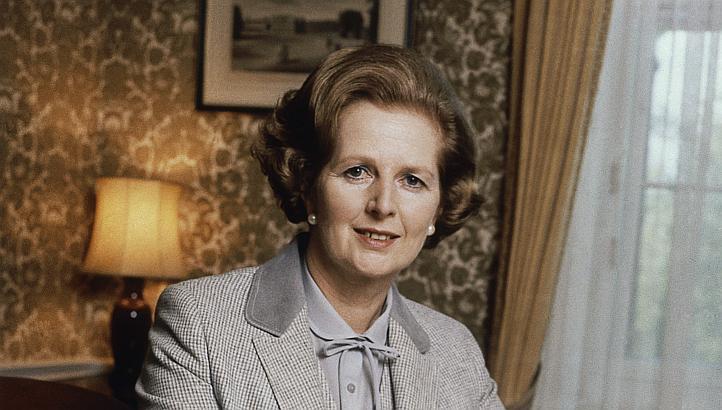 "Morre Margaret Thatcher – a ""Dama de Ferro"""