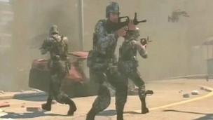 China promove 'patriotismo' com videogame militar