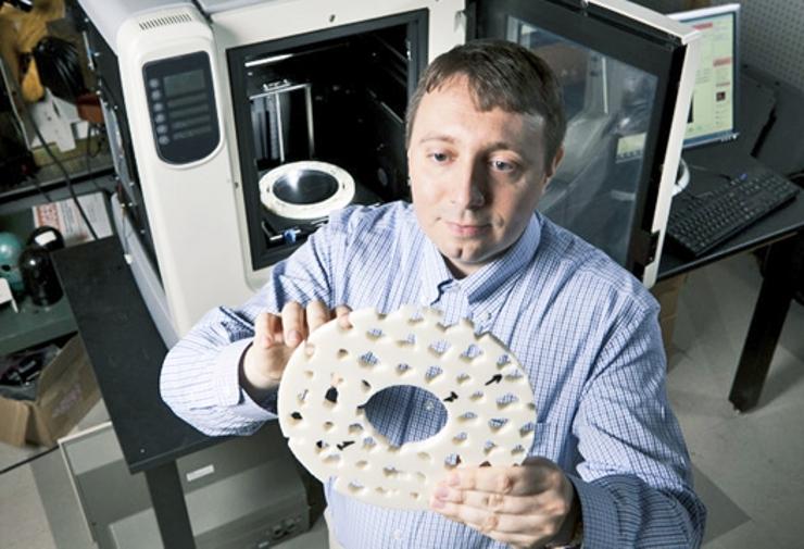 Manto da invisibilidade é fabricado por impressora 3D