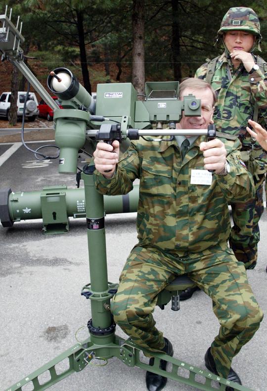 Perú cancela compra de mísseis sul coreanos
