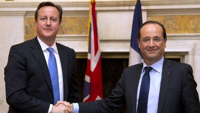 Grã-Bretanha e França podem armar rebeldes sírios a partir de agora