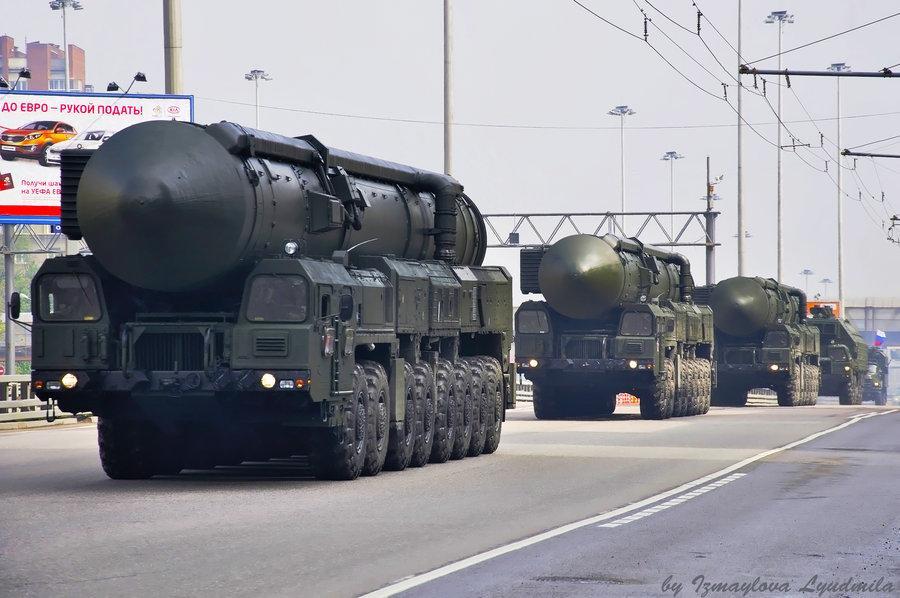 Rússia Amplia segurança dos seus ICBM de olho nos terroristas Islâmicos e desenvolve novos ICBM
