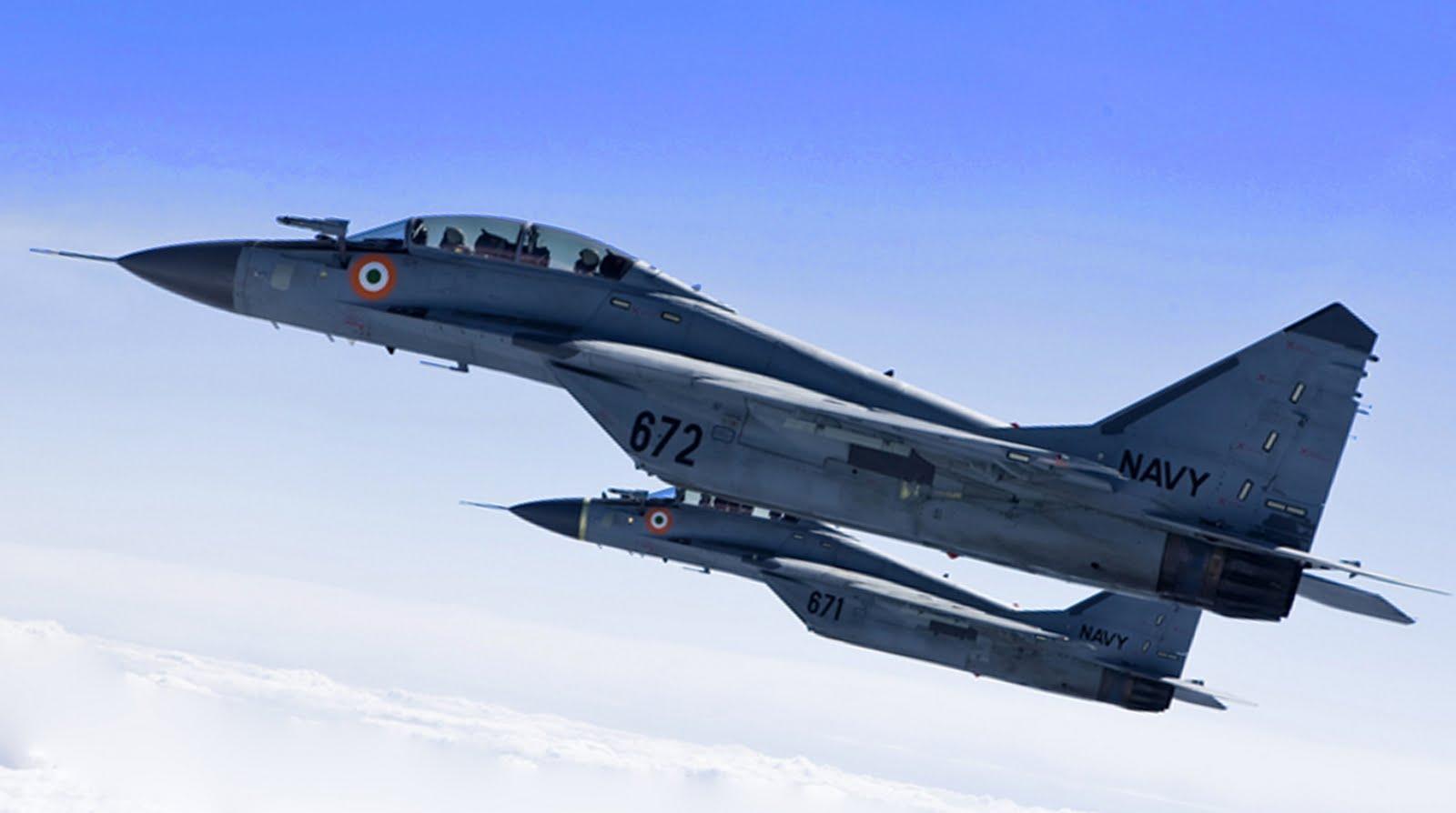 Moscou negocia com Damasco o fornecimento de caças MiG-29