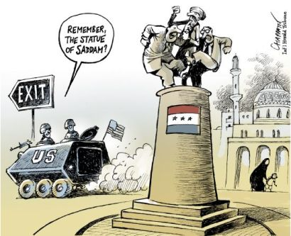 Violência pode levar à divisão territorial no Iraque