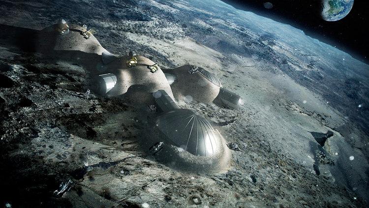 Nasa prevê empreendimentos comerciais humanos na Lua